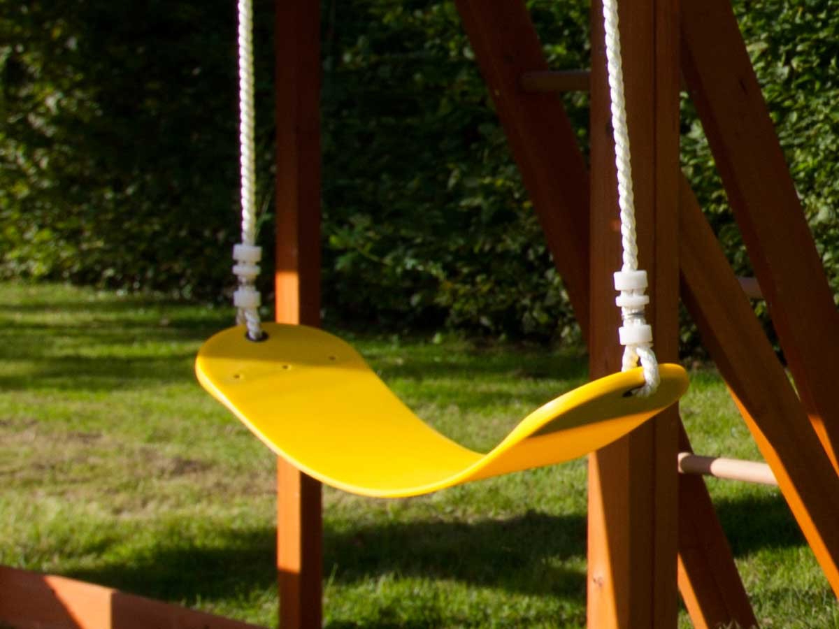 Duke Climbing Frame With Current A4 Ft Cedar Pergola Swings (View 16 of 25)