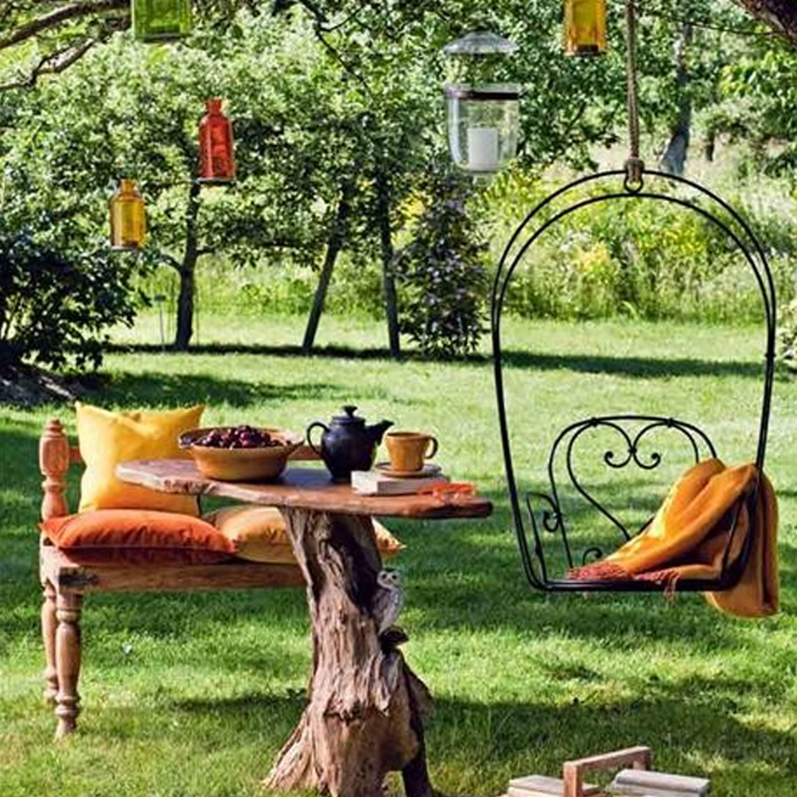 Famous Furniture : Porch Swings For Your Comfy Outdoor Furniture Regarding Lamp Outdoor Porch Swings (View 13 of 25)