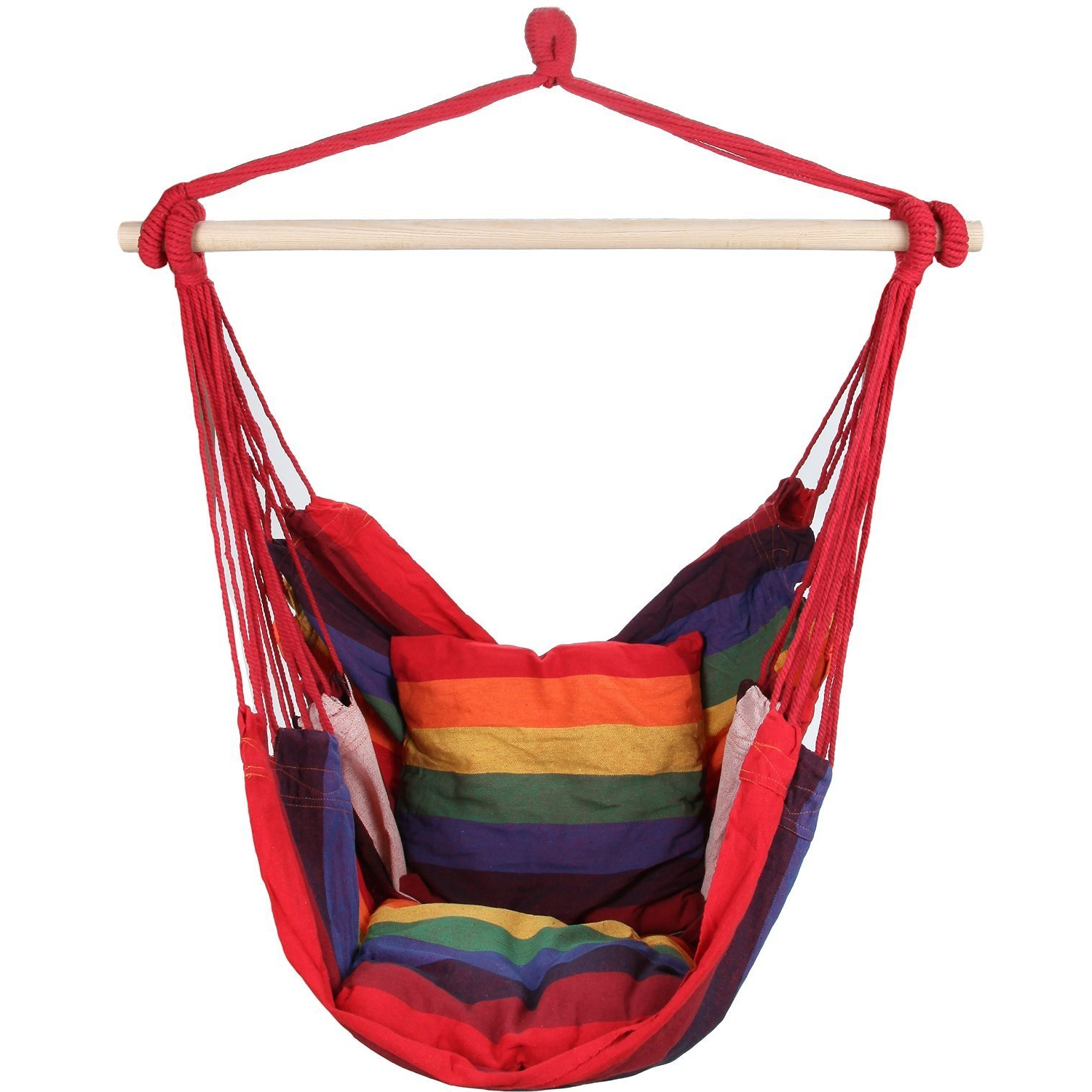 Fashionable Cotton Porch Swings Pertaining To Buy Porch Swing Hammock Patio Swings Outdoor Small Hanging (View 12 of 25)