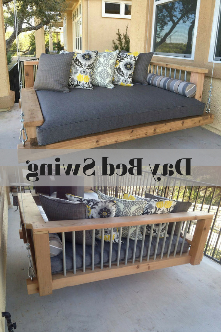 Favorite Day Bed Porch Swings With Pin On Earth Recycled (View 15 of 25)