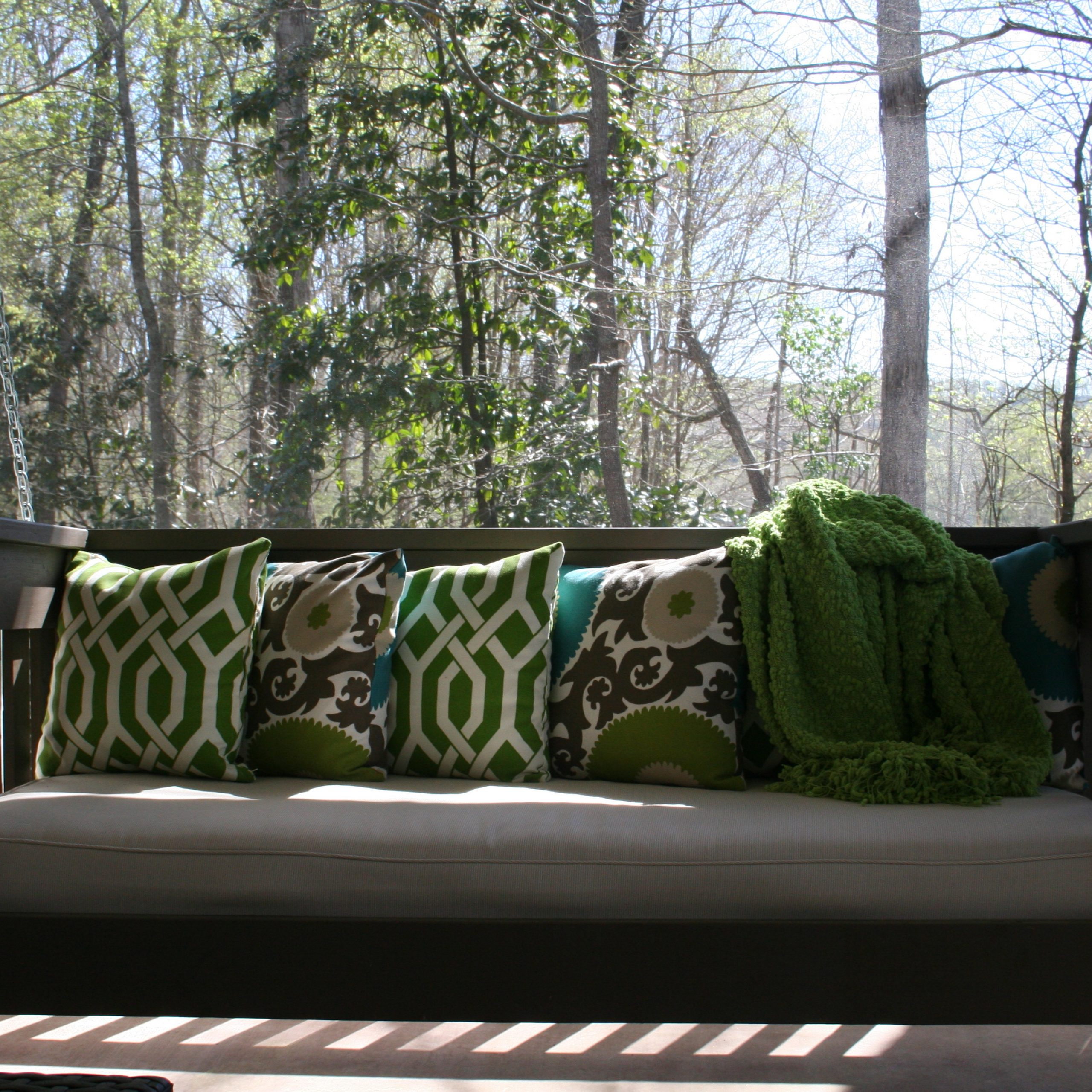 Hanging Daybed (View 11 of 25)