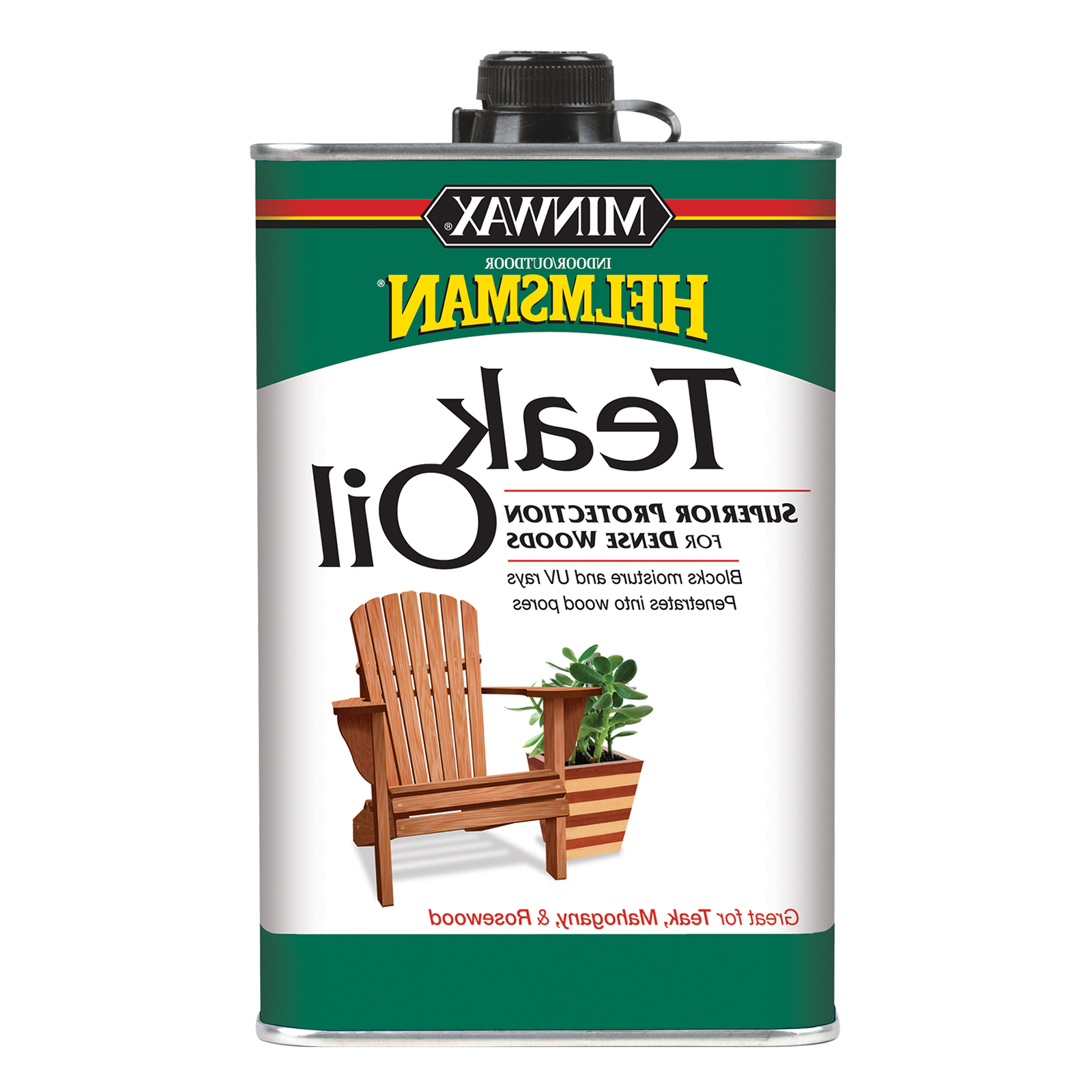 Minwax® Helmsman® Teak Oil 1 Pt – Walmart Throughout Favorite 3 Person Light Teak Oil Wood Outdoor Swings (View 19 of 25)