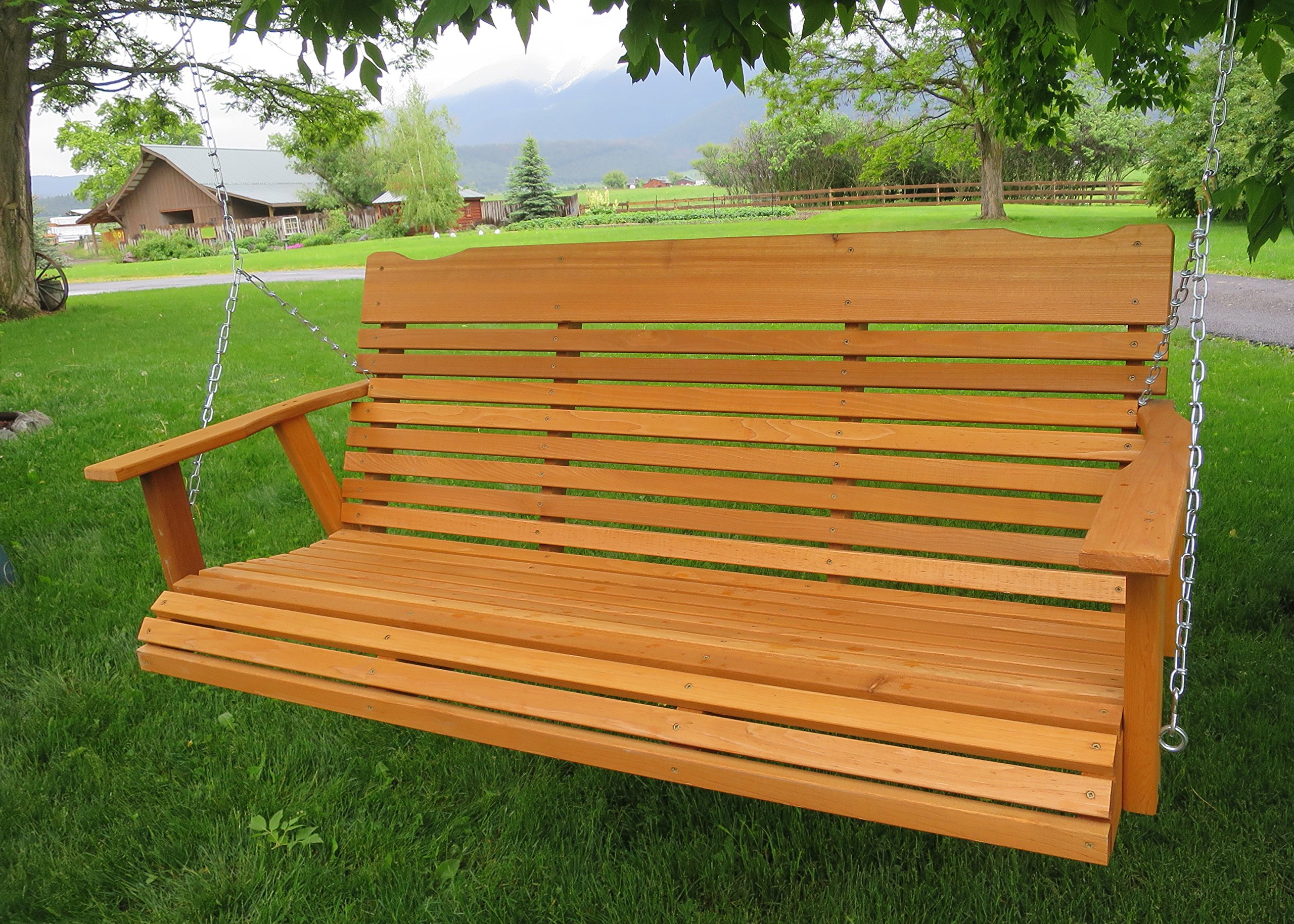 Most Popular A4 Ft Cedar Pergola Swings In Cheap Cedar Swing Sets, Find Cedar Swing Sets Deals On Line (View 10 of 25)