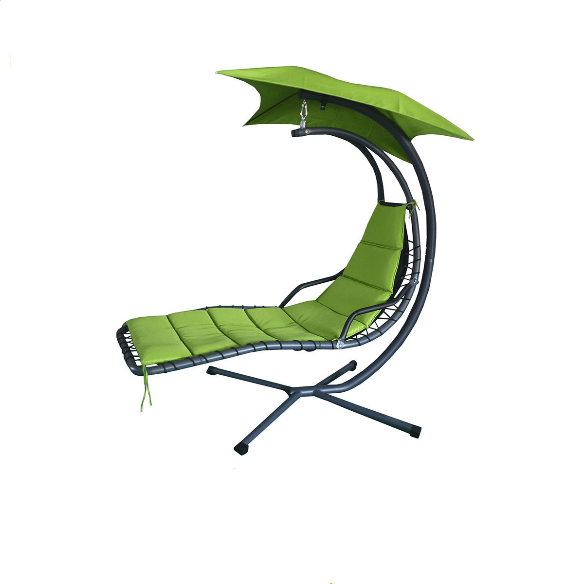 Most Recent Garden Leisure Outdoor Hammock Patio Canopy Rocking Chairs For China Outdoor Garden Leisure Hanging Patio Swing Hammock (View 5 of 25)