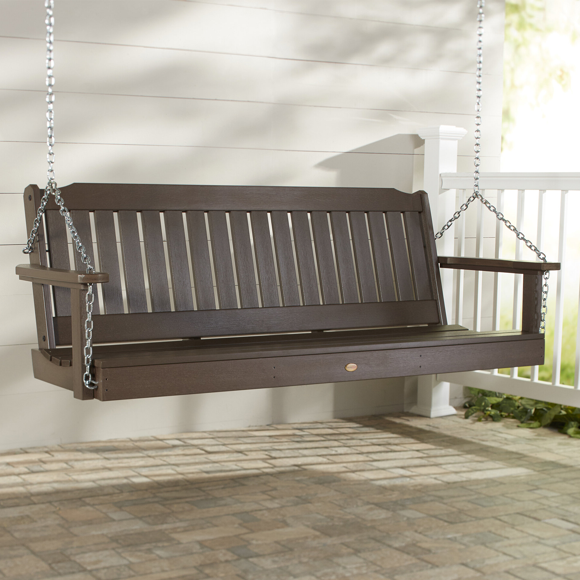 Most Up To Date Fordyce Porch Swings Regarding Amelia Porch Swing (Gallery 9 of 25)