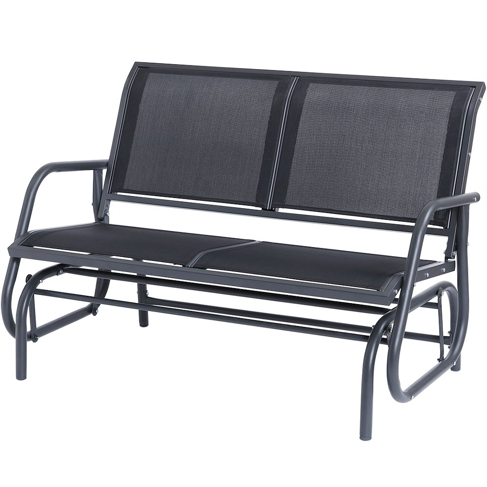 Patio Swing, Outdoor Glider Chair, Outdoor Glider (Gallery 15 of 25)