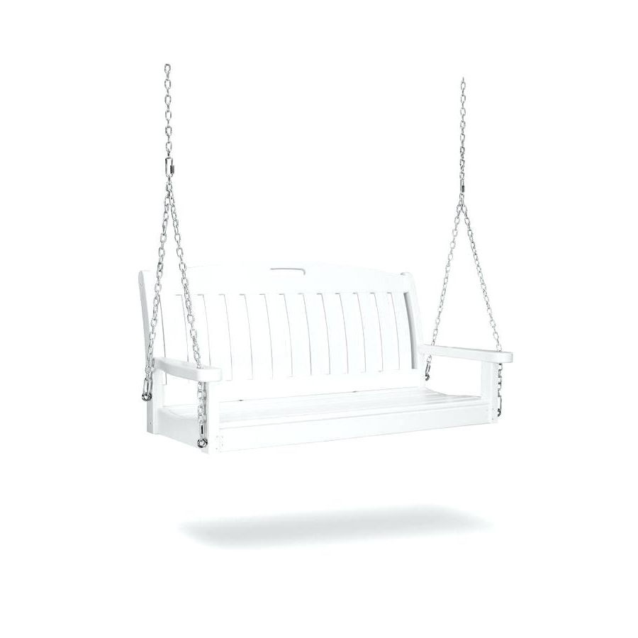 Polywood Porch Swing – Founderware (View 10 of 25)