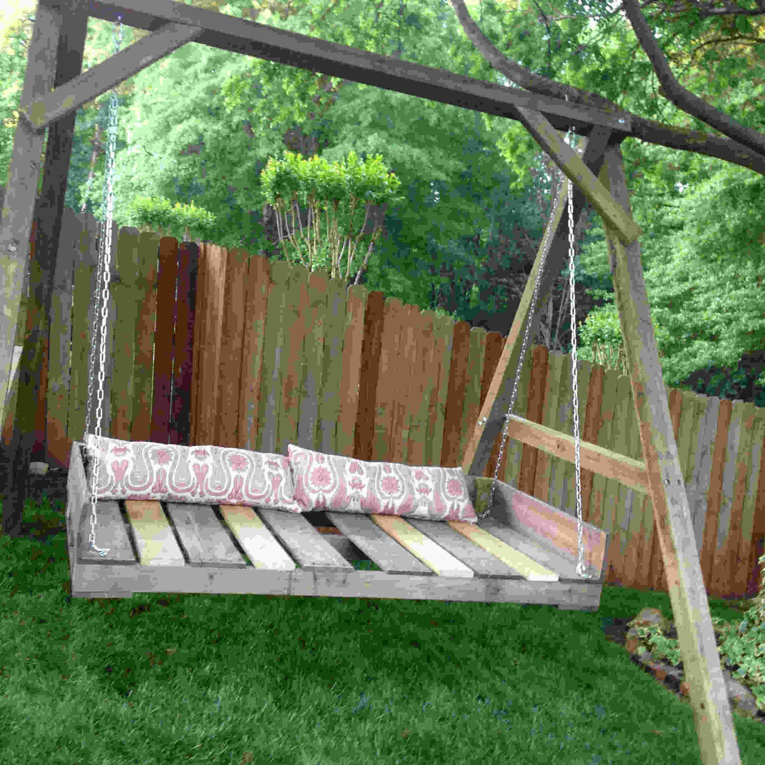 Popular Day Bed Porch Swings In Winning Porch Swing Cushions Garden Toddler Plans Cushion (Gallery 24 of 25)