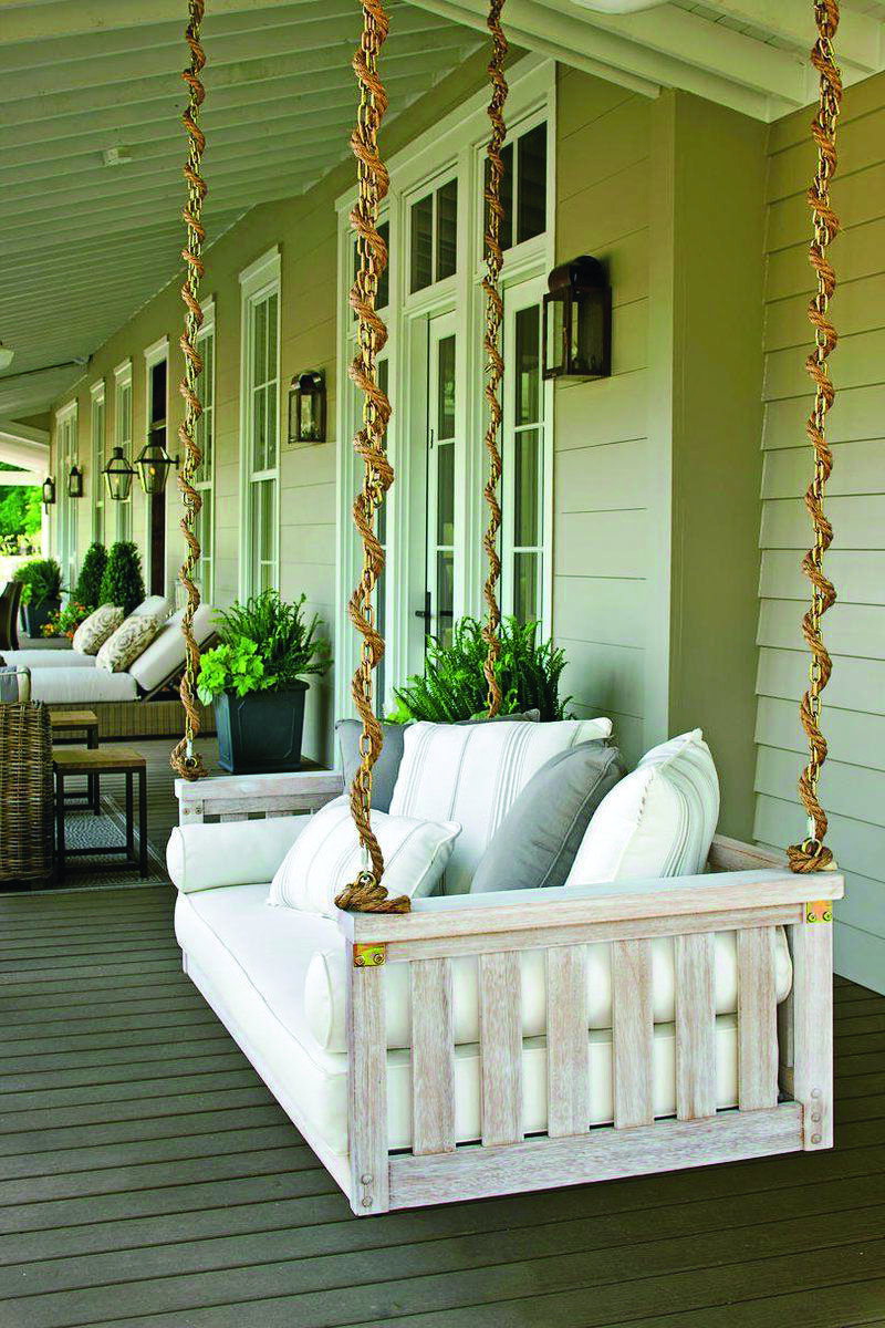 Rosean Porch Swings For Favorite Fascinating Patio Swing Amazon Only In Planet Home Decor (View 17 of 25)
