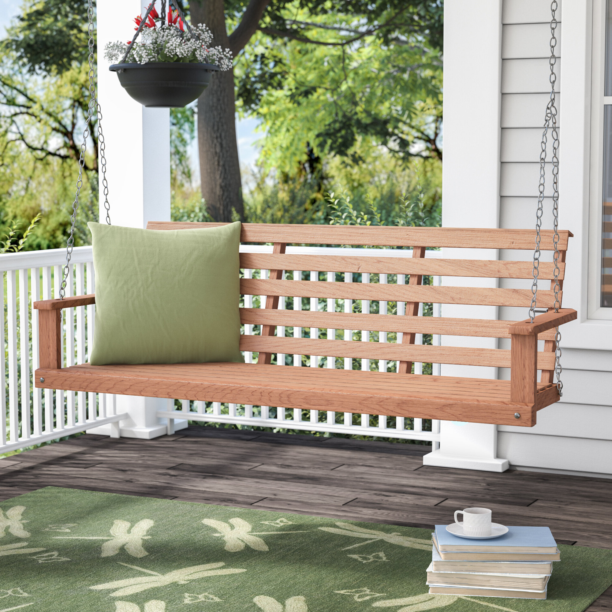 Featured Photo of Rosean Porch Swings