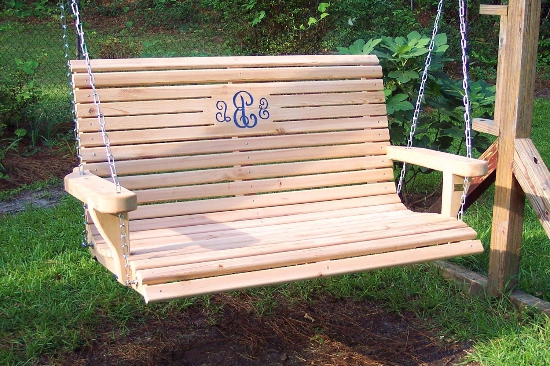 Teak Porch Swings Intended For Favorite Teak Porch Swing Kit (View 15 of 25)