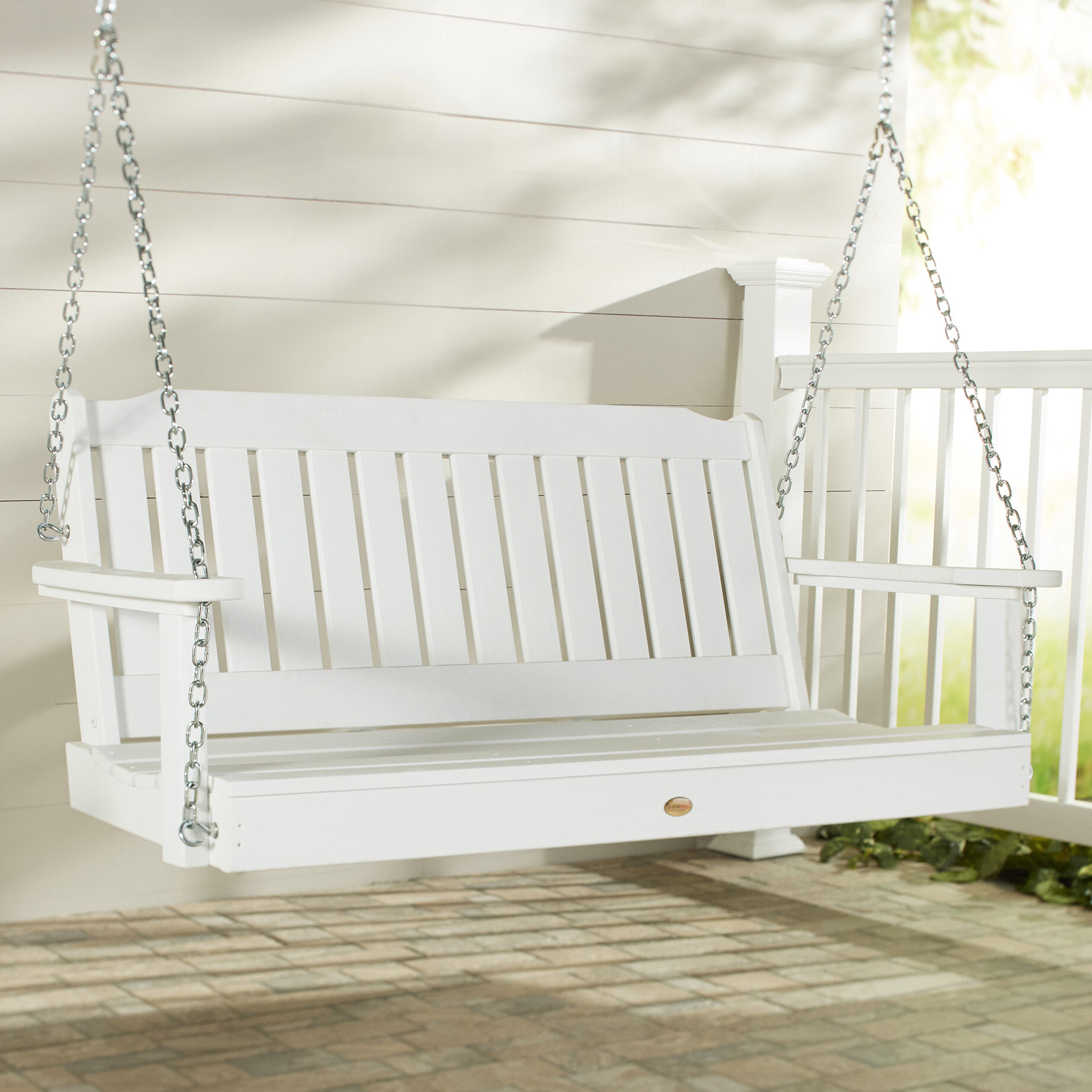 Trendy Fordyce Porch Swings Intended For Amelia Porch Swing (View 14 of 25)