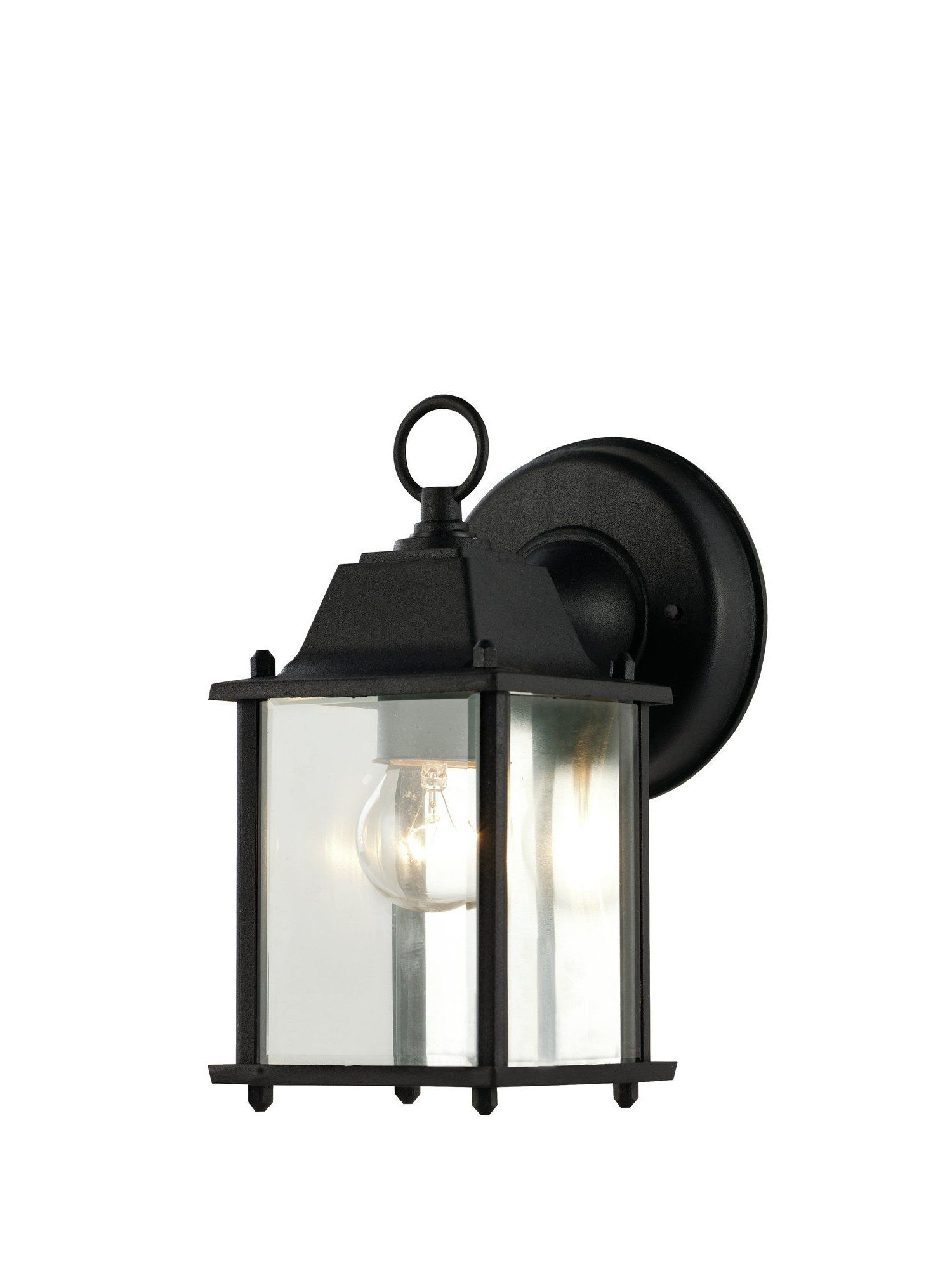 2018 Pin On G & A In Clarisa Seeded Glass Outdoor Barn Lights With Dusk To Dawn (View 5 of 15)