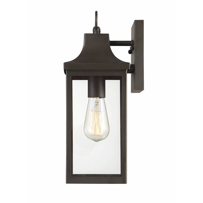 2018 Seaforth Outdoor Wall Lantern & Reviews (View 6 of 15)