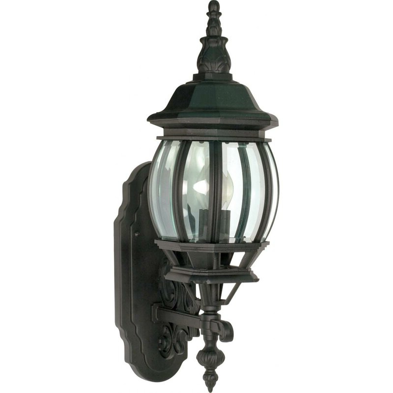 2018 Sol 72 Outdoor™ Gillian Beveled Glass Outdoor Wall Lantern Within Gillian 3 – Bulb  (View 8 of 15)