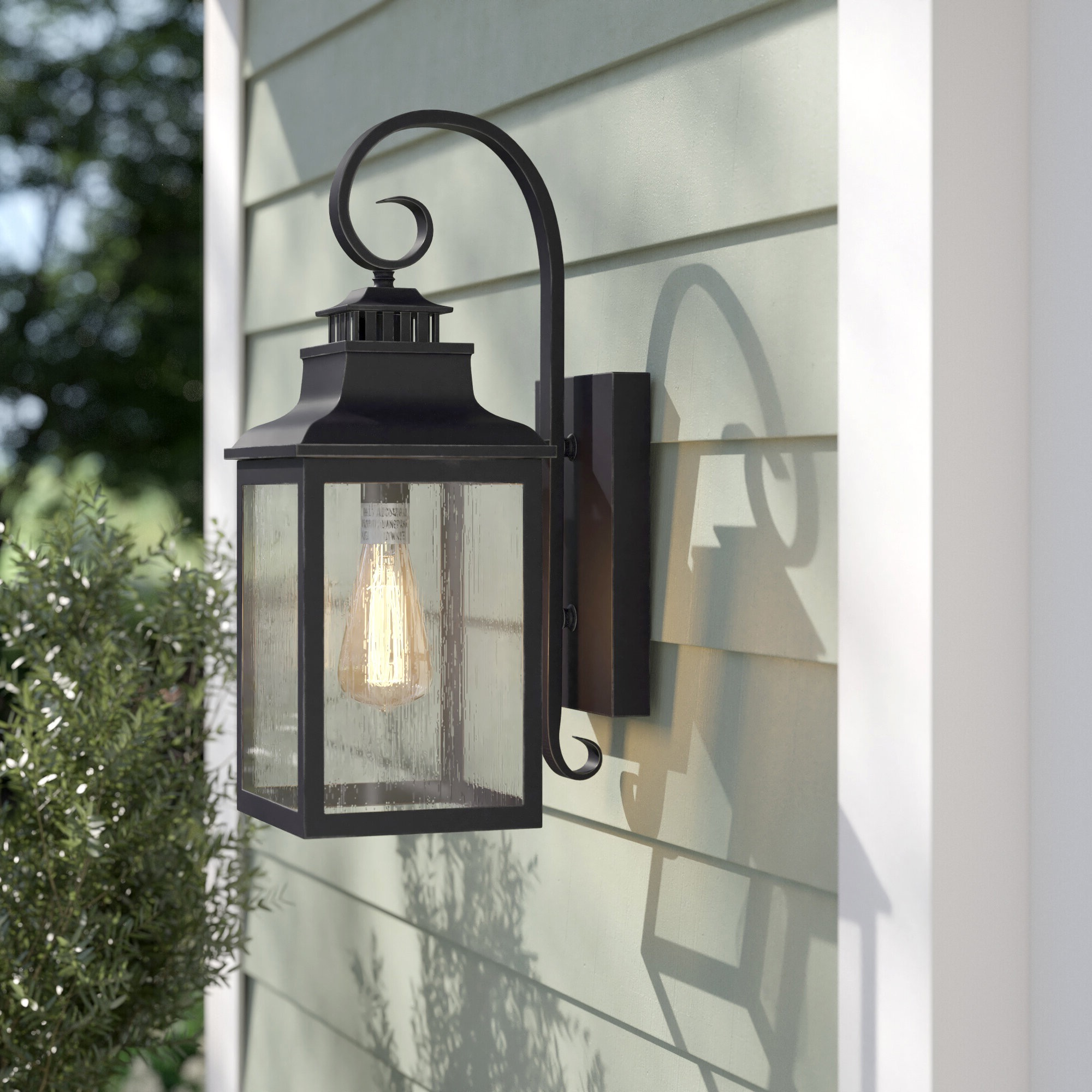Journey Modern Outdoor Wall Lanterns (View 6 of 9)
