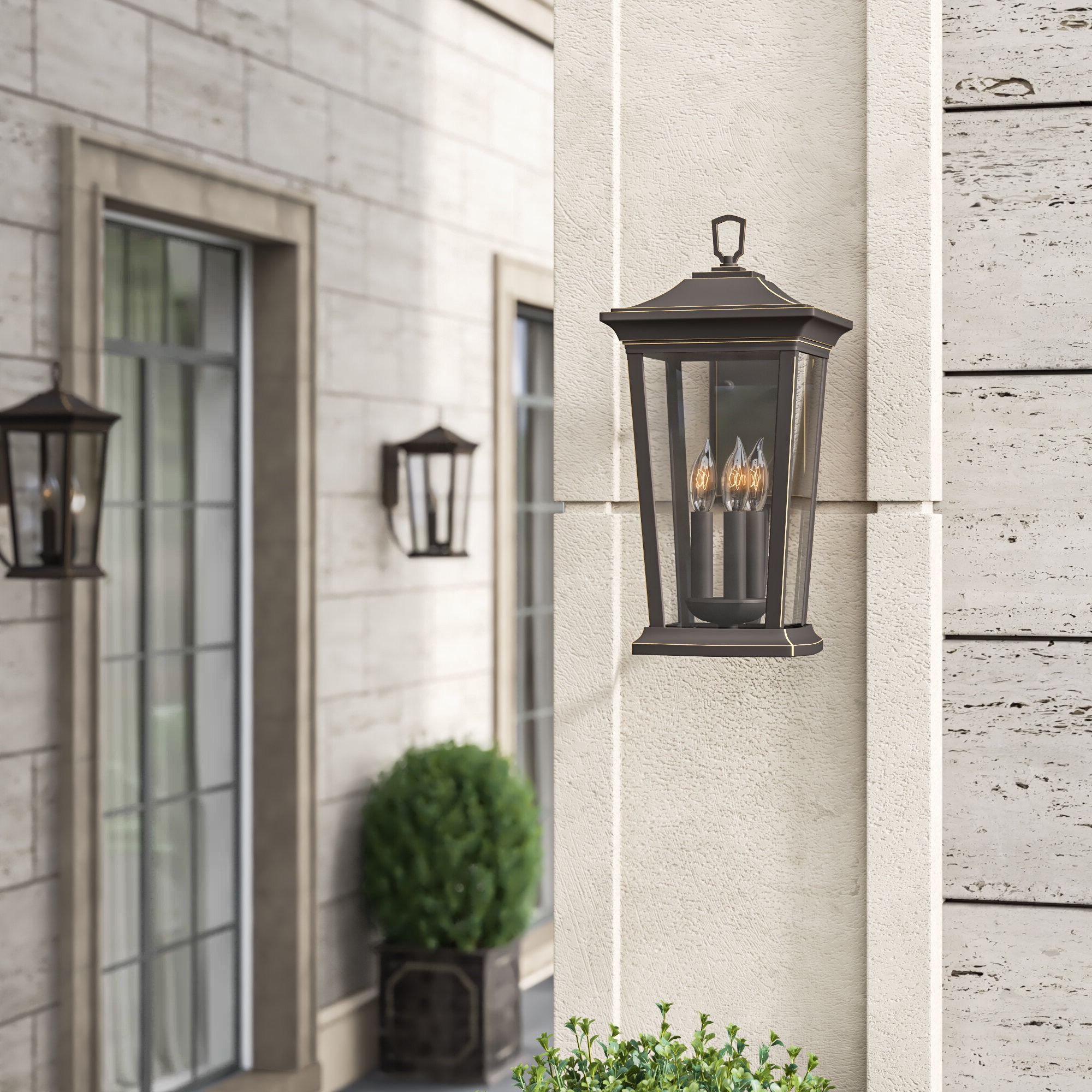 Journey Outdoor Wall Lanterns (View 4 of 9)