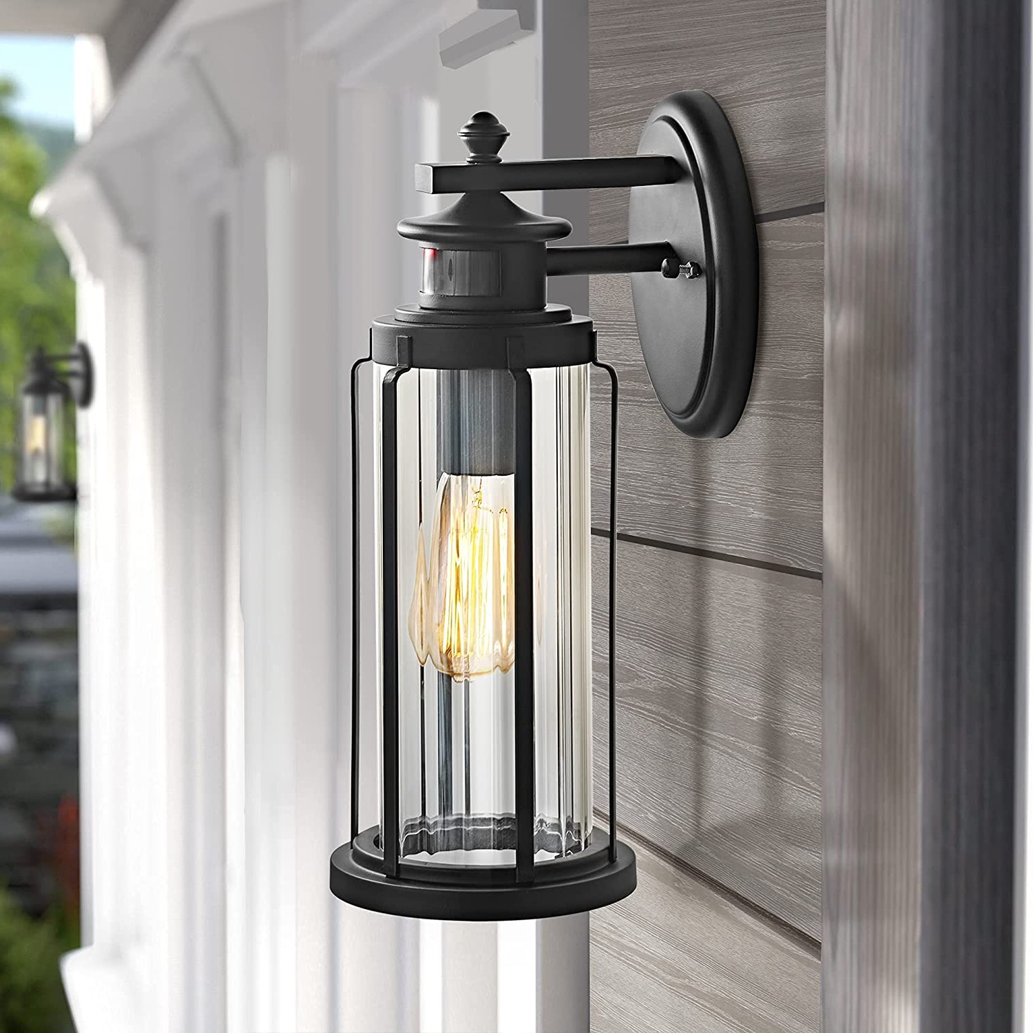 Journey Terrace Outdoor Wall Lanterns (View 7 of 9)