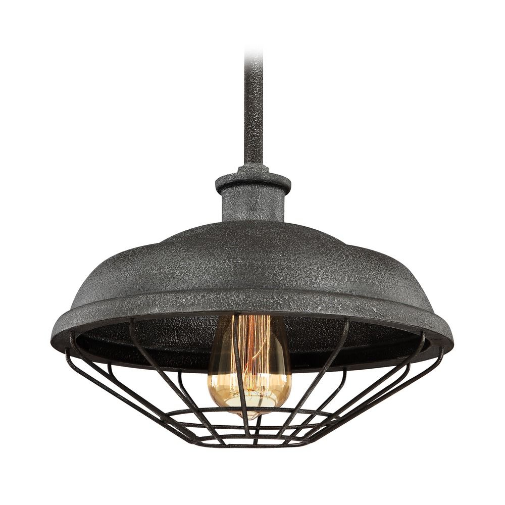 Arryonna Outdoor Barn Lights In Fashionable Farmhouse Barn Light Outdoor Hanging Light Grey Metal (View 14 of 15)