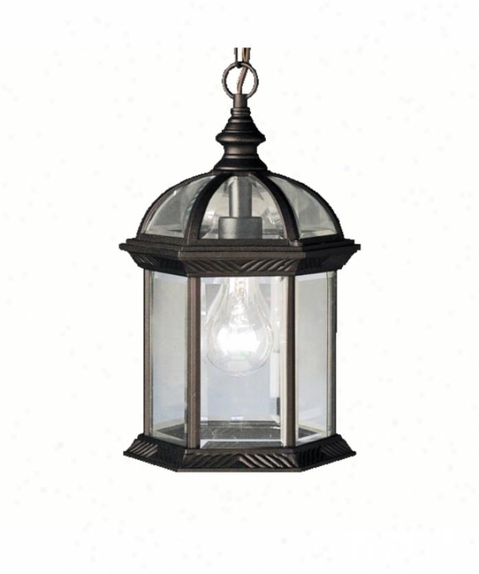 Bayou 17'' H Beveled Glass Outdoor Wall Lanterns Inside 2018 Minka Lavery 3273 77 Federal Restoration 3 Light Bath (View 5 of 15)