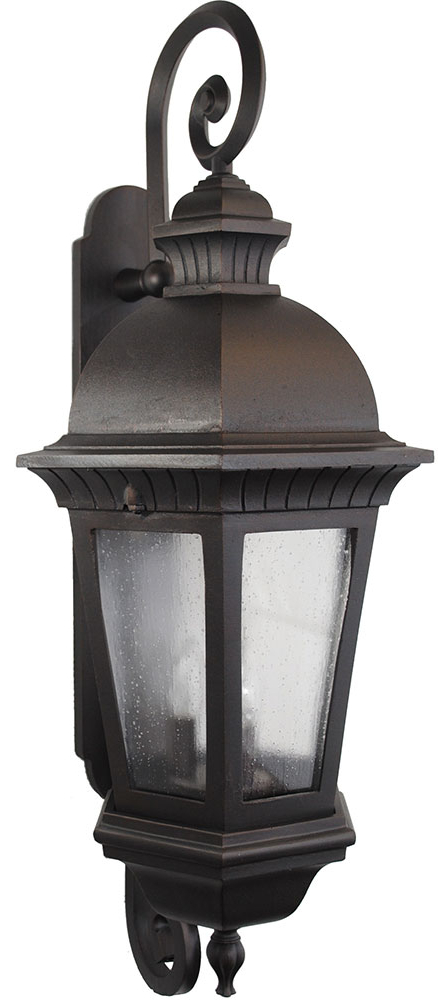 Bellefield Black 15'' H Outdoor Wall Lanterns Within Favorite Melissa K17916 Traditional Outdoor Wall Lighting Fixture (View 13 of 15)
