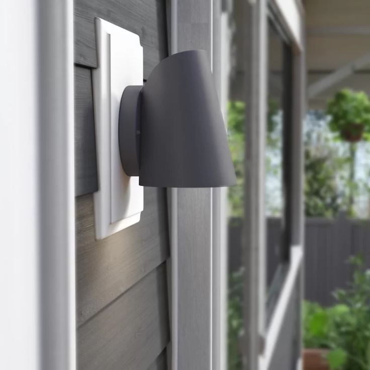 Best And Newest Dedmon Outdoor Armed Sconces Regarding Tamiko 1 – Bulb Outdoor Armed Sconce In  (View 3 of 15)