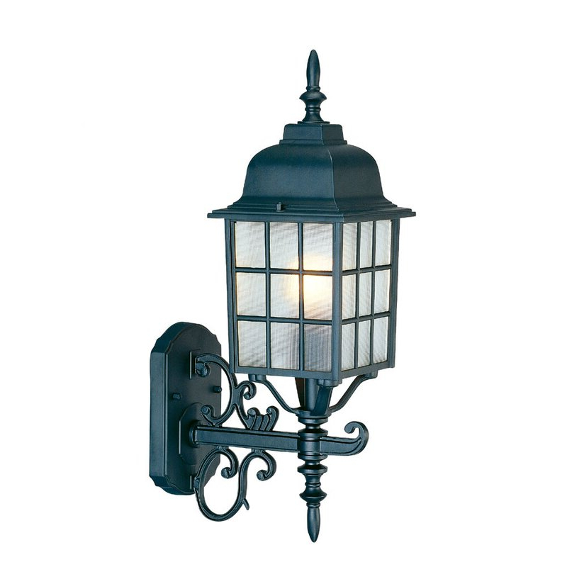Breakwater Bay Belfield Outdoor Wall Lantern & Reviews Pertaining To Most Current Keikilani Matte Black  (View 14 of 15)