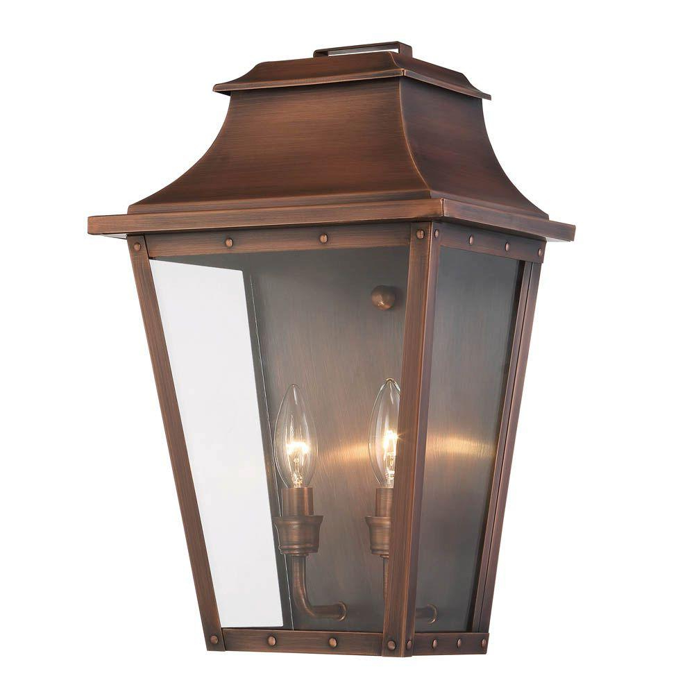 Featured Photo of Brookland Outdoor Wall Lanterns