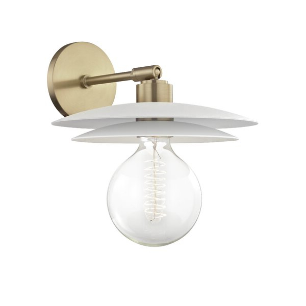 Bryne 1 Light Armed Sconce & Reviews (View 8 of 15)