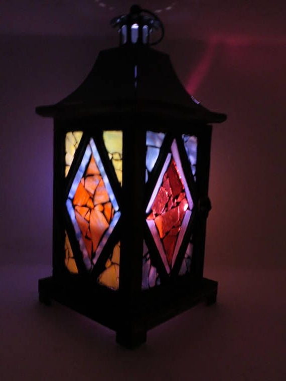 Candle Lantern For Garden Or Home  (View 11 of 15)