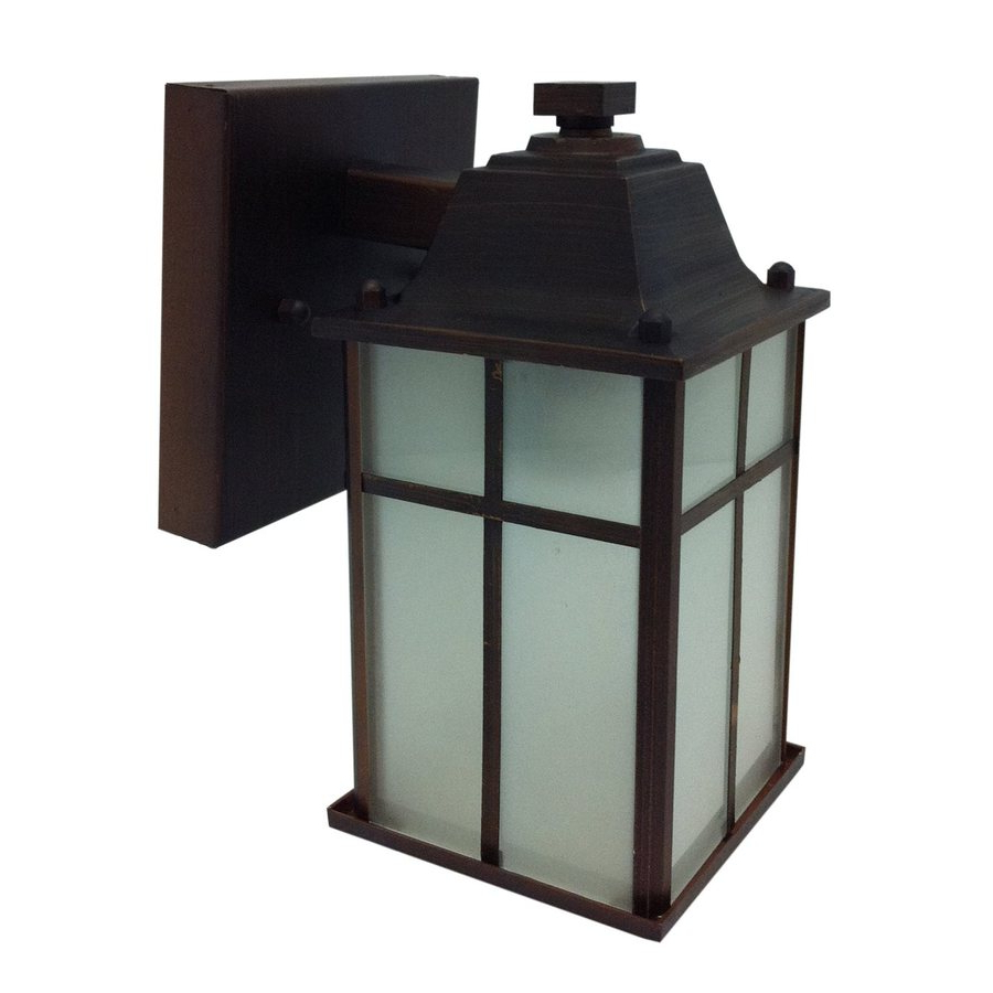 Carner 8.75'' H Outdoor Wall Lanterns Pertaining To Widely Used Shop Whitfield Lighting Liam  (View 2 of 15)
