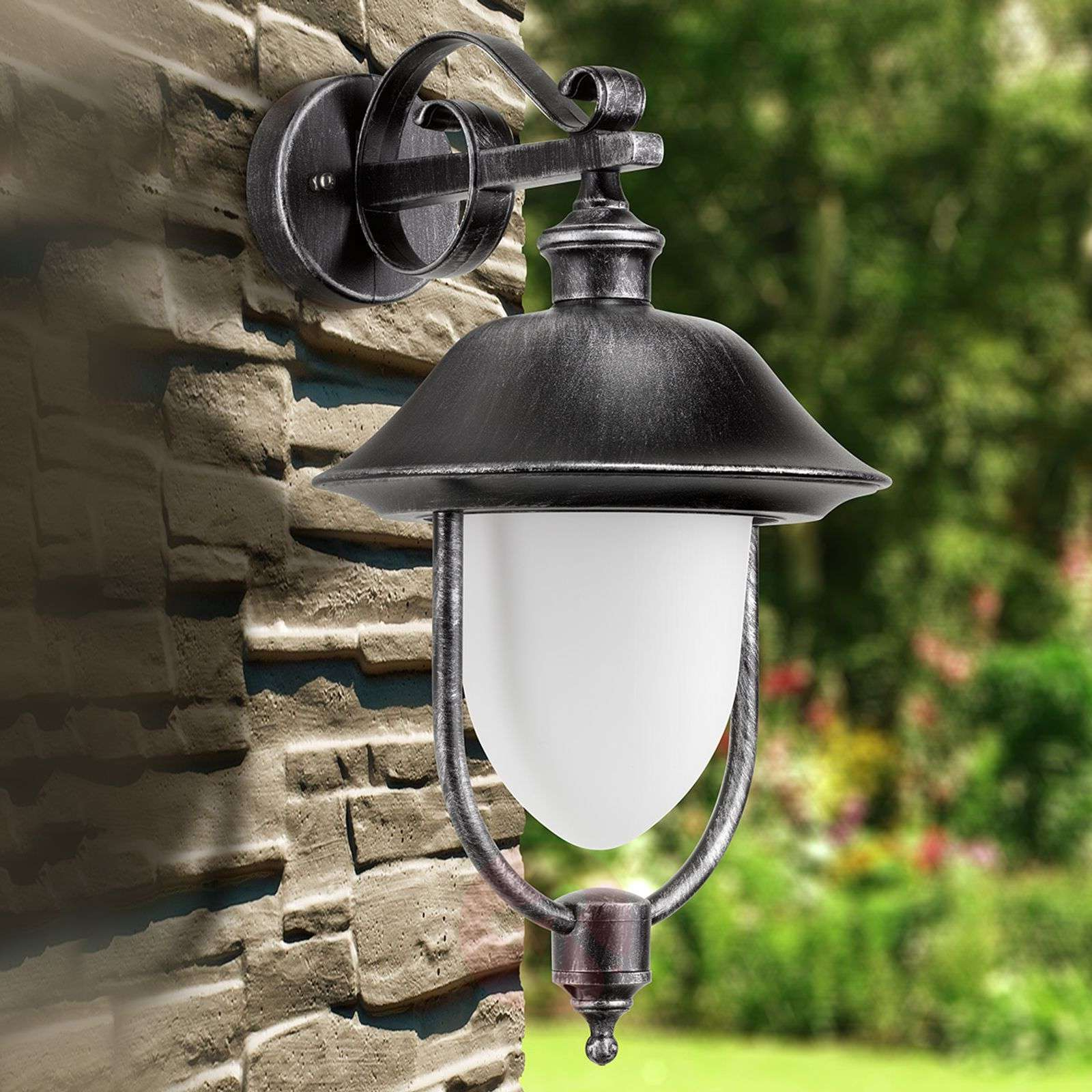Caroline Outdoor Wall Lanterns With Most Up To Date Perdita – Decorative Outdoor Wall Light, Hanging (View 8 of 15)
