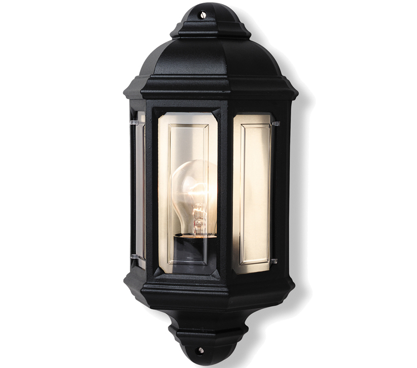Ciotti Black Outdoor Wall Lanterns For Most Recently Released Firstlight Villa Outdoor Wall Lantern, Die Cast Aluminium (View 13 of 15)