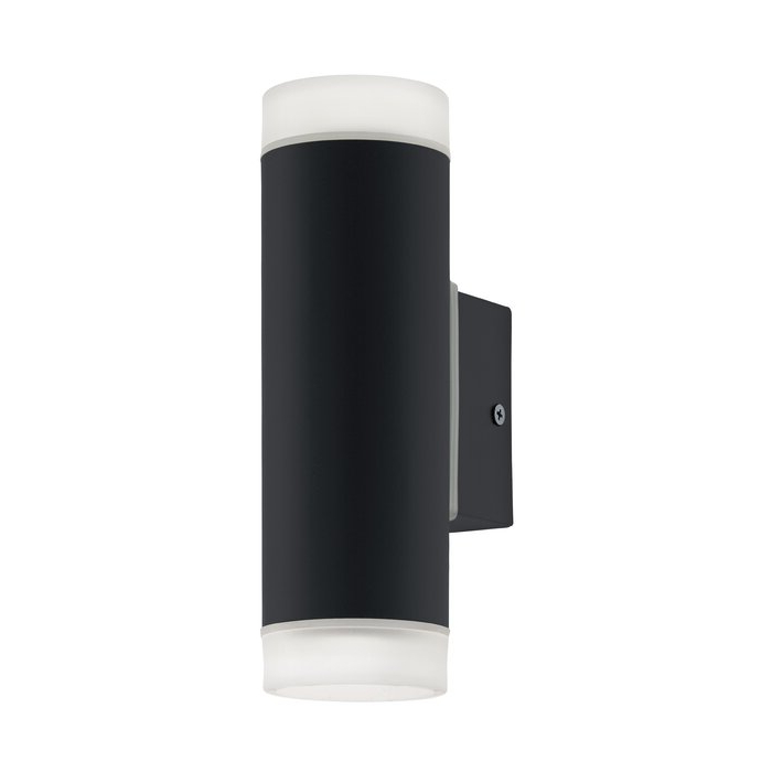 Edith 2 Bulb Outdoor Armed Sconces For Current Dakota Fields Screven 2 – Bulb Glass Outdoor Armed Sconce (View 6 of 15)