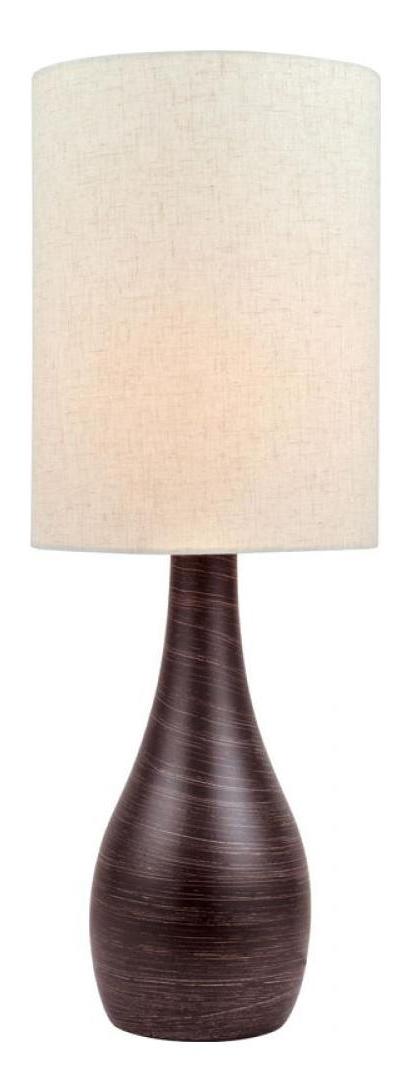Famous Lite Source Inc. Dark Bronze Quatro Iii 1 Light Table Lamp For Cowhill Dark Bronze  (View 14 of 15)