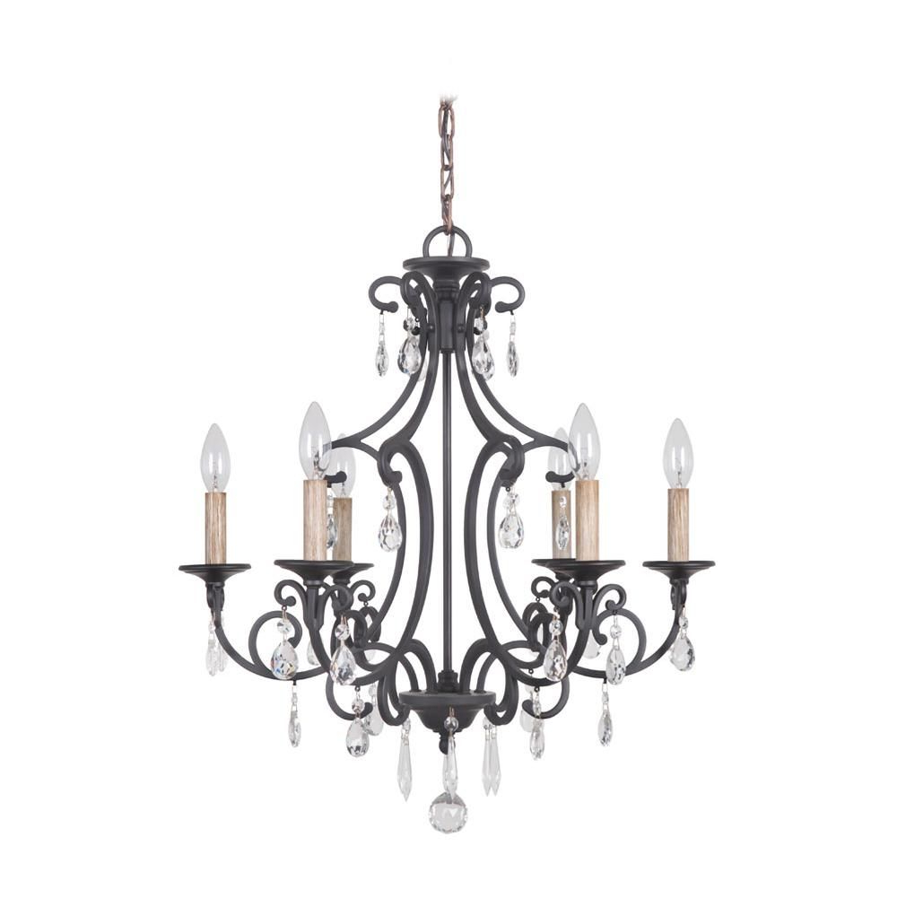 Famous Pin On Craftmade Lighting Pertaining To Crandallwood  (View 1 of 15)
