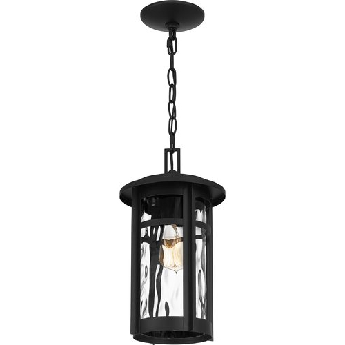 Famous Walland Black 14.75'' H Outdoor Wall Lanterns For Breakwater Bay Jeffry Black 1  Bulb  (View 15 of 15)