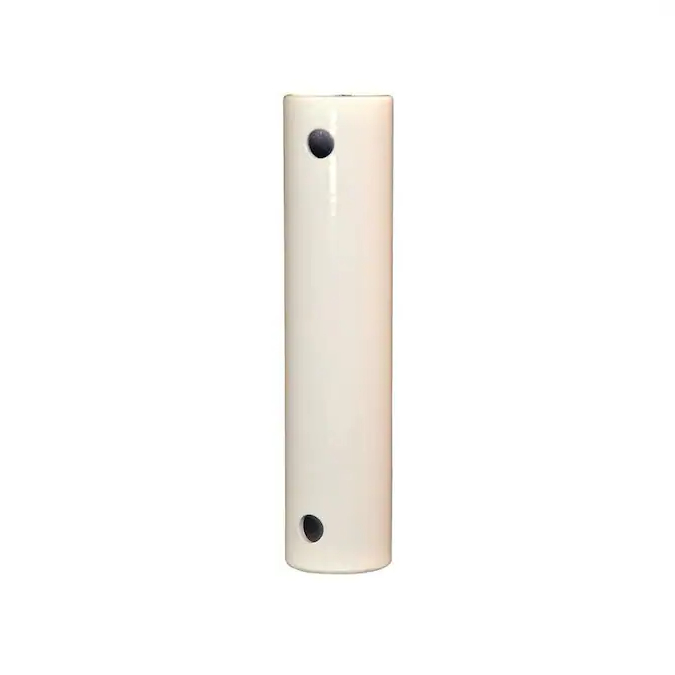 Fanimation Fanimation Downrods 12 In White Steel Indoor Pertaining To Trendy Chazz 12'' H Integrated Led Outdoor Armed Sconces (View 2 of 15)