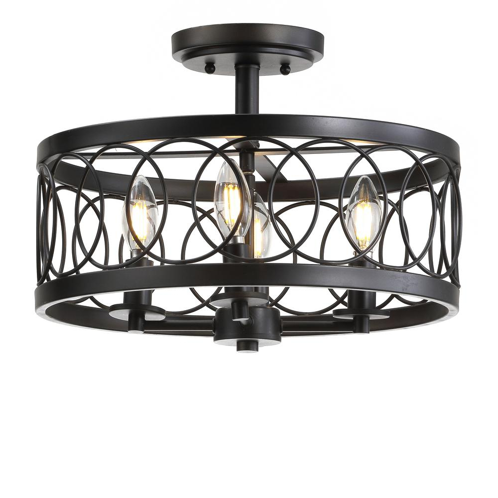 Favorite Cowhill Dark Bronze 15.5'' H Wall Lanterns In Jonathan Y Sylvain 15.5 In (View 6 of 15)