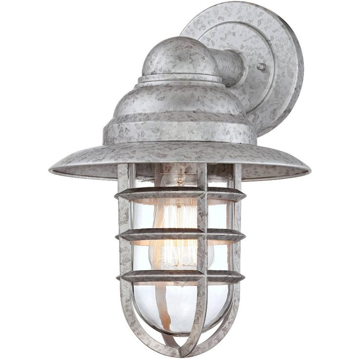 John Timberland Modern Outdoor Wall Light Fixture Throughout Best And Newest Lainey 13'' H Outdoor Barn Lights (View 11 of 15)
