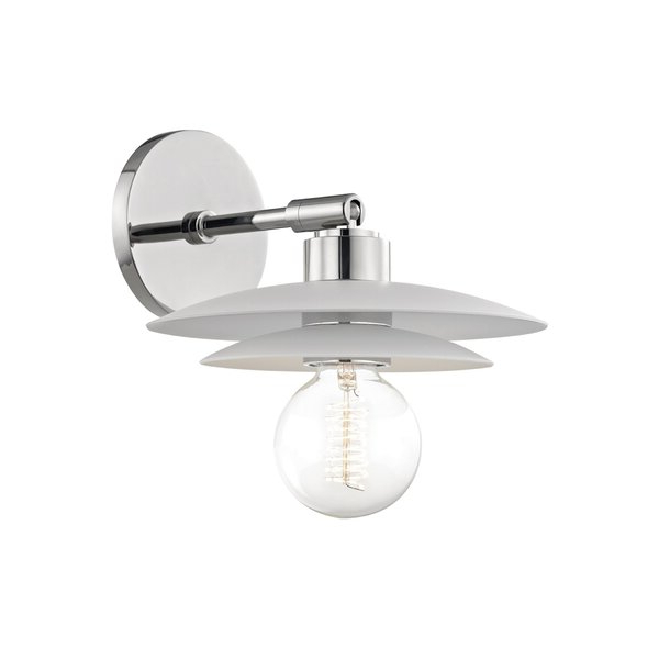 Latest Bryne 1 – Light Hardwired Armed Sconce & Reviews (View 4 of 15)