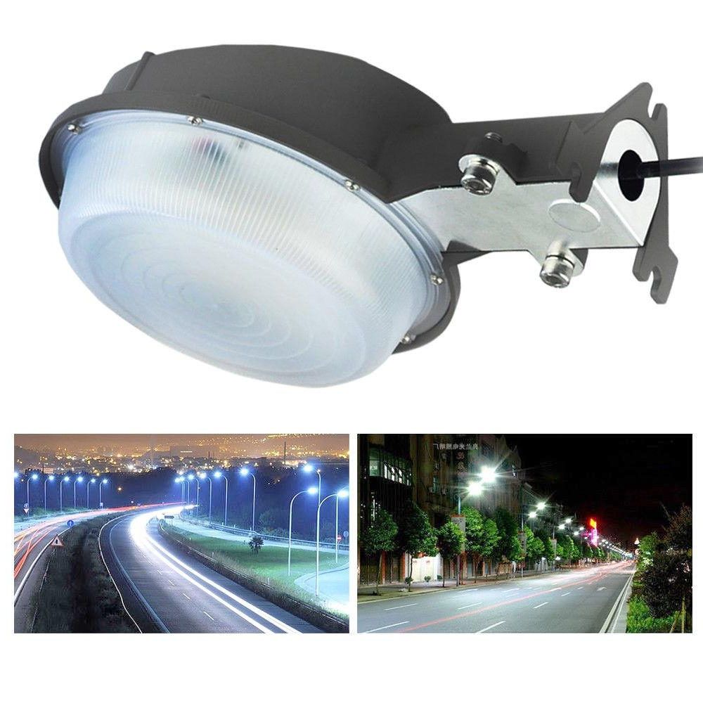 Latest Ktaxon 75w Led Barn Light Yard Street Security Light Dusk Throughout Gunnora Outdoor Barn Lights With Dusk To Dawn (View 12 of 15)