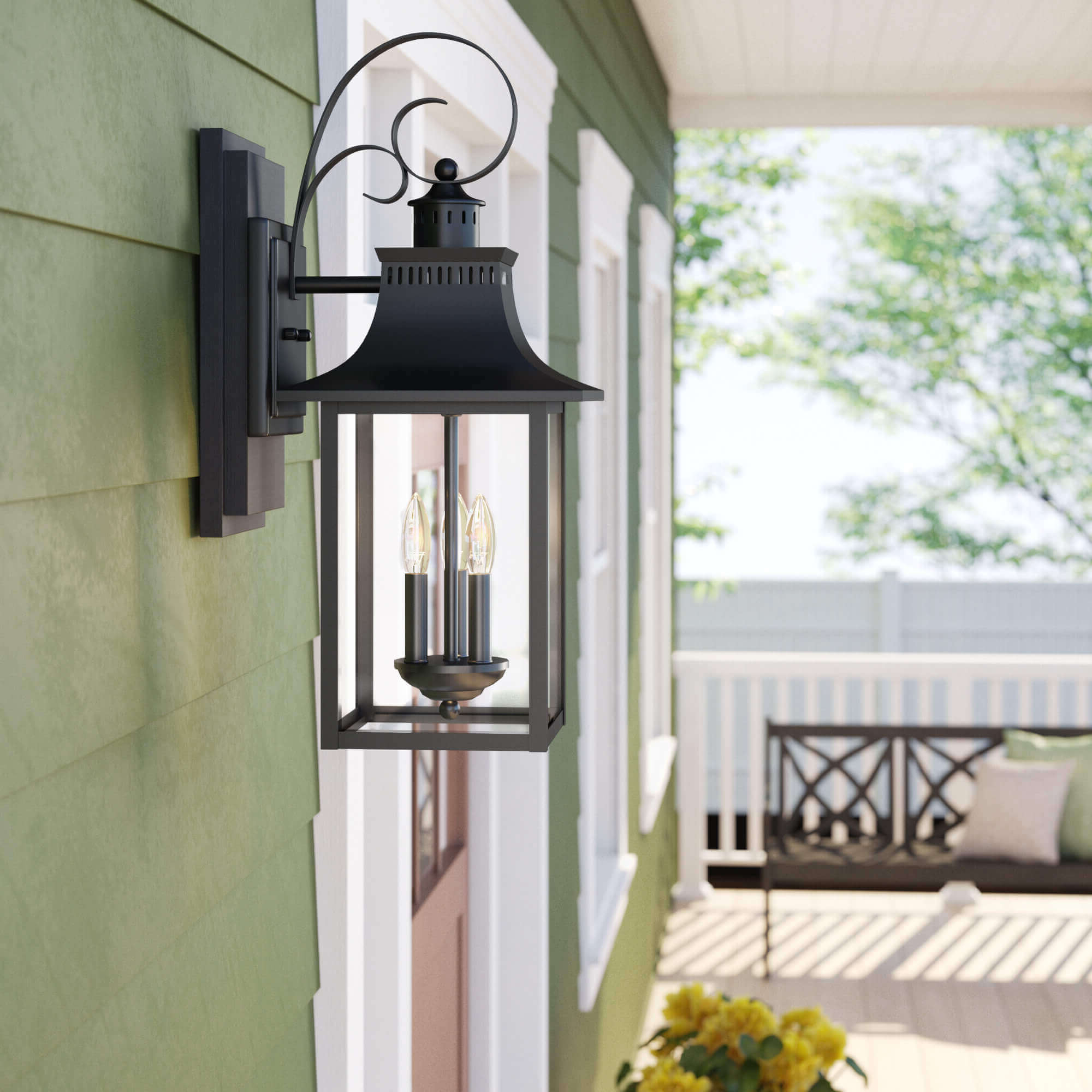 Mesmerizing Outdoor Wall Lights And Sconces Design Ideas Intended For 2018 Caroline Outdoor Wall Lanterns (View 2 of 15)