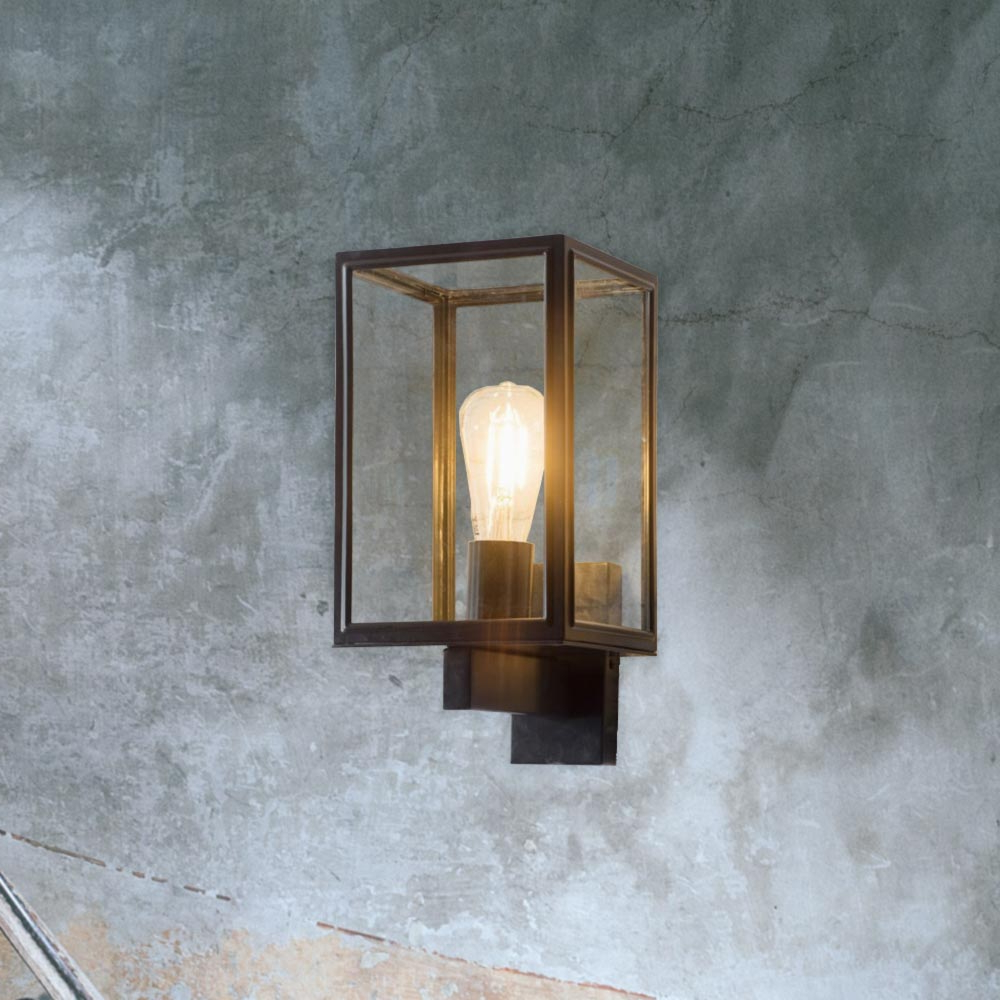 Modern Black Outdoor Wall Light Cl 36281 In  (View 12 of 15)