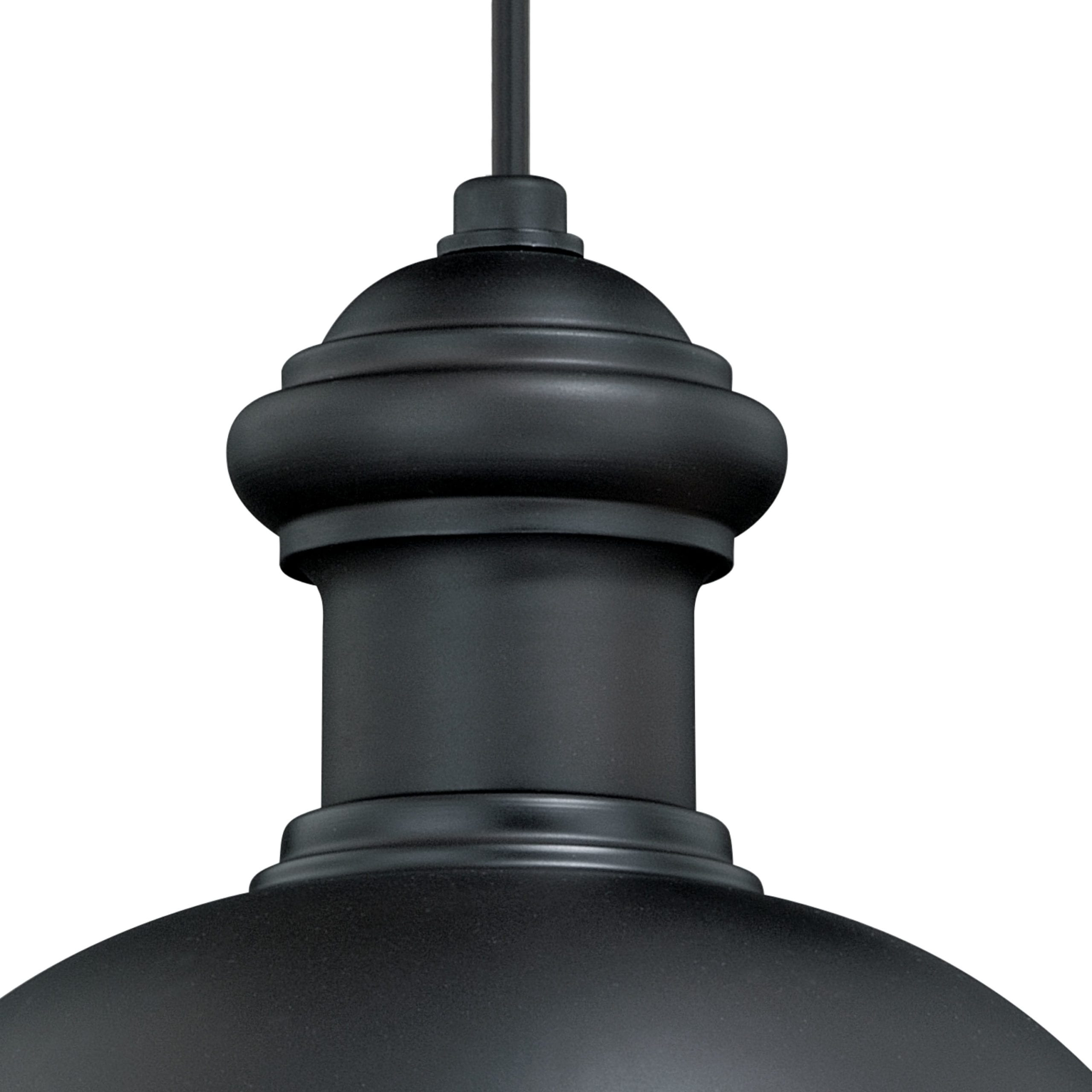 Most Current Franklin 10 In Outdoor Pendant Oil Burnished Bronze – Vaxcel Throughout Ranbir Oil Burnished Bronze Outdoor Barn Lights With Dusk To Dawn (View 14 of 15)