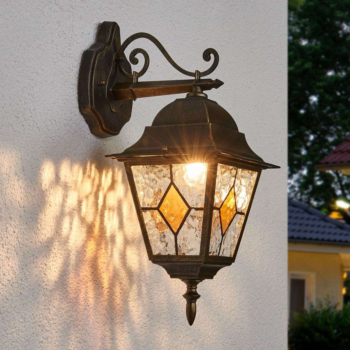 Most Popular Jason Traditional Outdoor Wall Light (View 2 of 15)