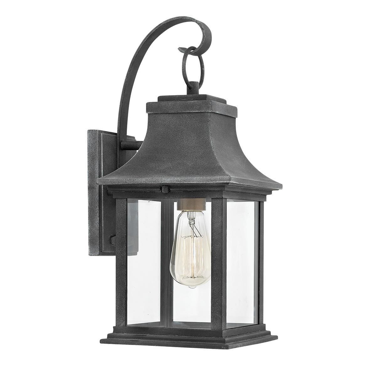 """Most Recent Crandallwood 9.86'' H Wall Lanterns In 7.5"""" Wide X 16.5"""" Tall X  (View 5 of 15)"""
