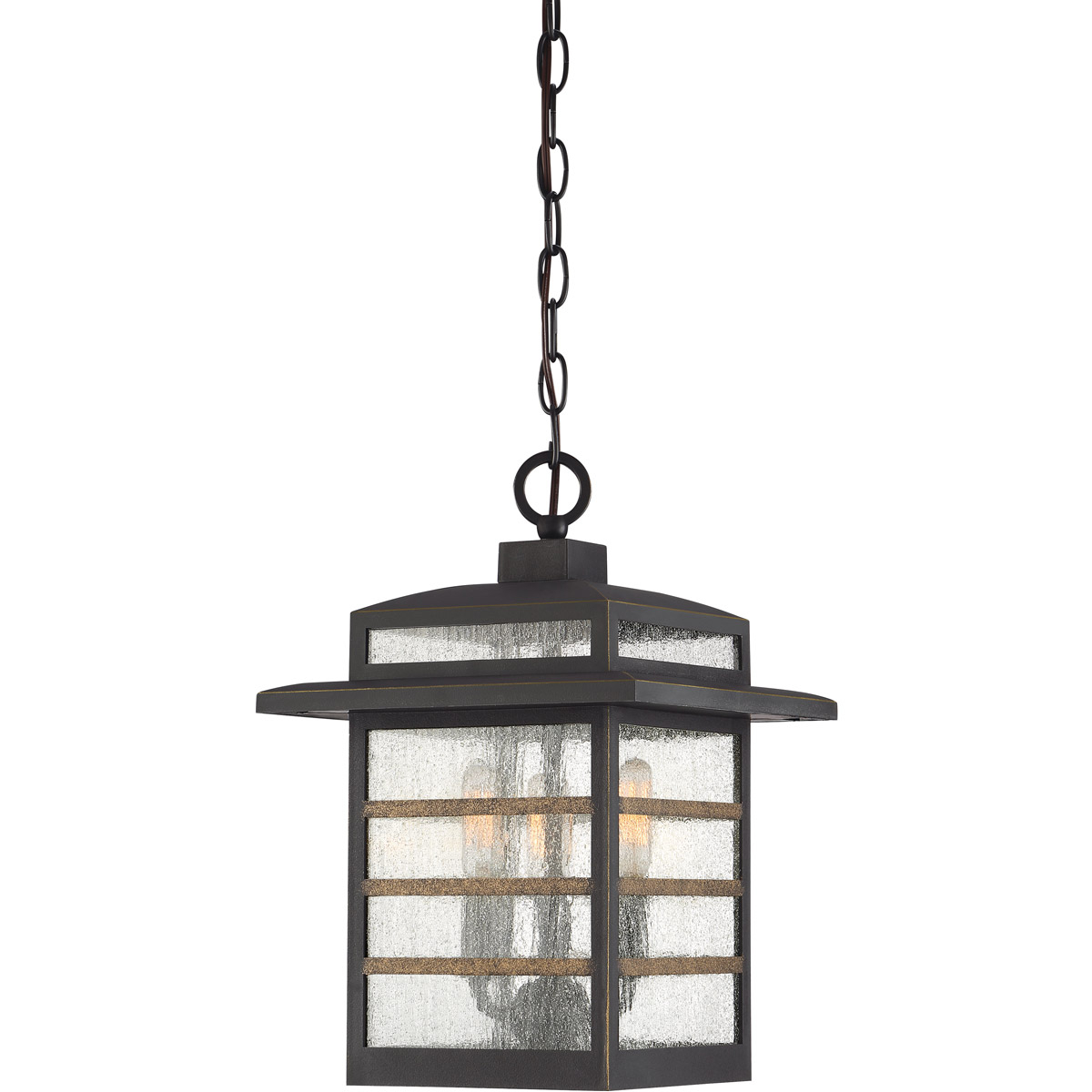 Most Recently Released Quoizel Pla1910pn Plaza 3 Light 10 Inch Palladian Bronze In Clarence Black 10'' H Outdoor Wall Lanterns (View 8 of 15)