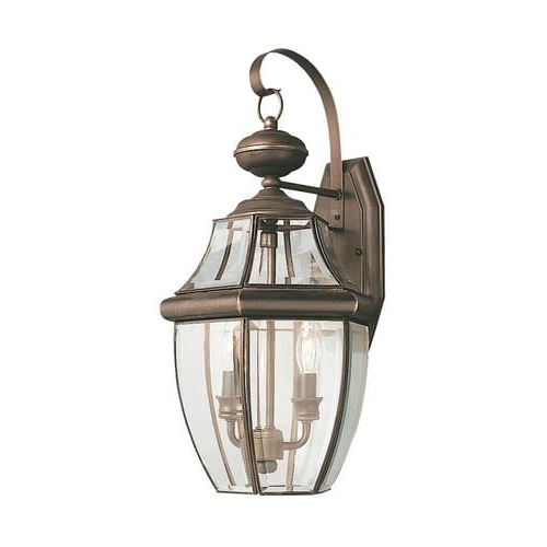 Most Recently Released Turcot 12'' H Wall Lanterns With Regard To Sea Gull Lighting Lancaster  (View 7 of 15)