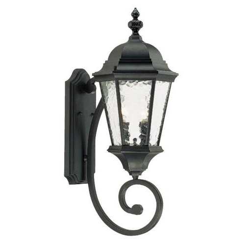 Most Up To Date Acclaim Lighting Telfair 24 In H Matte Black Candelabra In Black  (View 4 of 15)